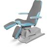 Fotvårdsstol LYX PODO, i flera färger, Made in Europe - Fotvårdsstol Lyx PODO Bifärg