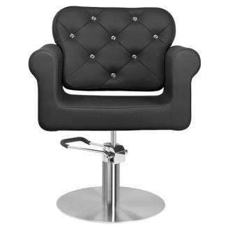 Frisörstol Brilliant svart - Frisörstol Brilliant svart