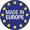 Frisörstol Thomas svart/svart Made in Europe