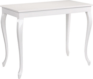 Royal Bord - ROYAL bord i vit glansig