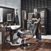 Barber Salon EMPIRE LYX Made in Europe - Barber Salon Lyx MED Barber Chair Alex
