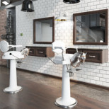 Mini Barber Salon Barn Design LYX Made in Europe