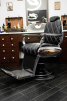 Barber Chair Tiger Barberarstol med MÖSNTER European Producent