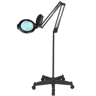 LED Lupplampa 5 diop. Moonlight Lamp BLACK - LED Lupplampa 5 diop. BLACK