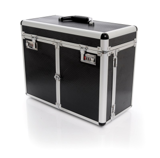 Arbetsväska Trunk S Black låsbar - Arbetsbox Trunk S Black