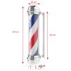 Barber pole III - Rotating/Light
