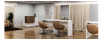 Luxus Arbetsplats EllenQ 4 Platser Made in Europe
