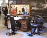 Barber Chair Ambasador II Made in Europe