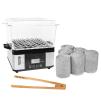 Handduksvärmare Towel Warmer Simplu Inkl. 6 HANDDUKAR - Handduksvärmare Towel Warmer Simplu Inkl. 6 HANDDUKAR