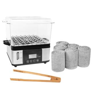 Handduksvärmare STEAMER Simplu Inkl. 6 HANDDUKAR - Handduksvärmare Towel Warmer Simplu Inkl. 6 HANDDUKAR