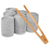 Handduksvärmare Towel Warmer Simplu Inkl. 6 HANDDUKAR