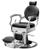 Barber Chair Jesse James svart eller röd - Barber Chair Jesse James SVART
