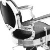 Barber Chair Jesse James svart eller röd