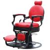 Barber Chair Jesse James svart eller röd - Barber Chair Jesse James RÖD