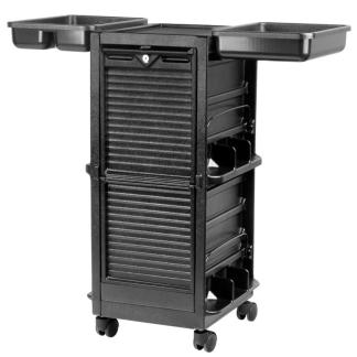 Arbetsbord Louis låsbar svart - Arbetsbord Louis låsbar svart