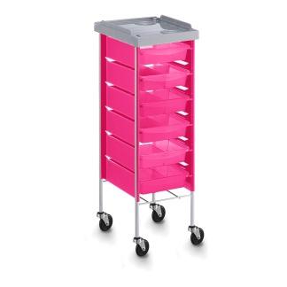 Arbetsbord Slim färgval Made in Europe - Arbetsbord Slim rosa