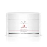 APIS Sugar scrub with freeze-dried raspberries 220g