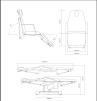 Behandlingsbänk Hallic med ultrasoft komfortpolstring - 2 motorer