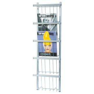 HNC Magazine rack II väggfäste Made in Europe - HNC Magazine rack II väggfäste Made in Europe