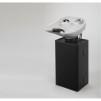 HNC Schamponering Bologna med svart eller vit Handfat- Made in Europe - HNC Bologna med Vit Keramikhandfat