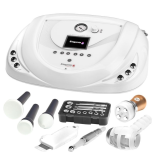 Elegance 5in1: - Mesotherapi, ultrasound, cavitation peeling, hot/cold,microdermabrasion