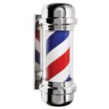 Barberpole IV med Rotation/Light i två storlekar