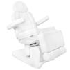 Behandlingsbänk med Stolvärme & 4 motorer i vitt eller grått