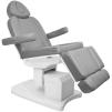 Behandlingsbänk med Stolvärme & 4 motorer i vitt eller grått - Behandlingsbänk med Stolvärme & 4 motorer GRÅTT