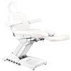 Exklusiv fotvårdstol med hand och fotkontroller och droppbricka för fotbehandling - Exklusiv fotvårdstol med hand och fotkontroller och droppbricka för fotbehandling