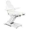 Exklusiv fotvårdstol med hand och fotkontroller och droppbricka för fotbehandling
