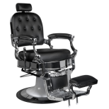 Barber Chair RODEO i svart
