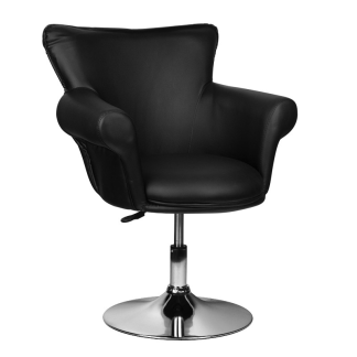 Frisörstol & sminkpall & väntsstol GRACE 360 grader roterbar - Frisörstol & sminkpall & väntsstol GRACE 360 grader roterbar