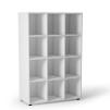 Salong Hylla cabinet VICTORY 160X100cm - Hylla cabinet VICTORY i vit