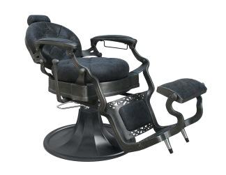 Barber Chair Wayne Retro svart - Barber Chair Wayne Retro svart