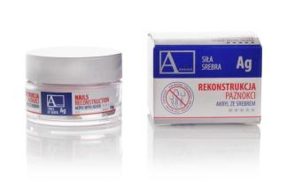 Arkada - Akryl för rekonstruktion med silver - Arkada - Akryl för rekonstruktion med silver