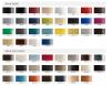 Frisörstol Glamrock med Nitar färgval -  Made in Europe