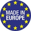 Schamponering OVO med BELYSNING & EL. FOTSTÖD selekterbar med SHIATSU Made in Europe färgval