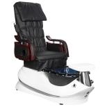 FotSPA pedikyrstol DIRA med massagefunktioner & LED svart med dräneringspump