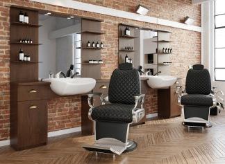 Barber Salong  för 2 Made in Europe - Barber Salong  för 2 Made in Europe