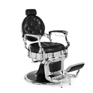 Barber Chair CHRIS Retro svart - Barber Chair CHRIS Retro svart