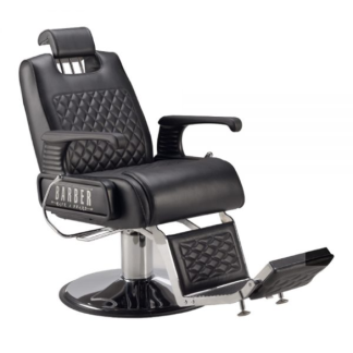 Barber Chair ALEX PU EMPIRE Made in Europe - Barber Chair ALEX PU Made in Europe