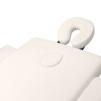 Bärbar Massagesäng med bärväska Mobilsalong cream vit