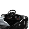 Barnklippstol Mercedes Roadster svart