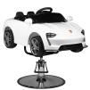 Barnklippstol Roadster vit - Barnklippstol Roadster vit