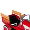 Barnfrisörstol OLDIE i röd