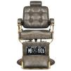 Barber Chair Boss brun & cognac
