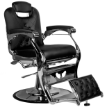 Barber Chair Alexandro i svart