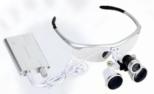 Podo Glasögon med LED&Lupplampa