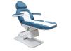 Behandlingsbänk SATURN med 90 Grad Rotation med 4 motorer Bicolor - Behandlingsbänk SATURN i BLÅ/VIT