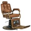 Barber Chair Boss brun & cognac - Barber Chair Boss cognac